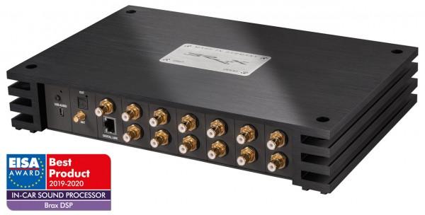 High-End Auto Hifi Signalprozessor BRAX DSP