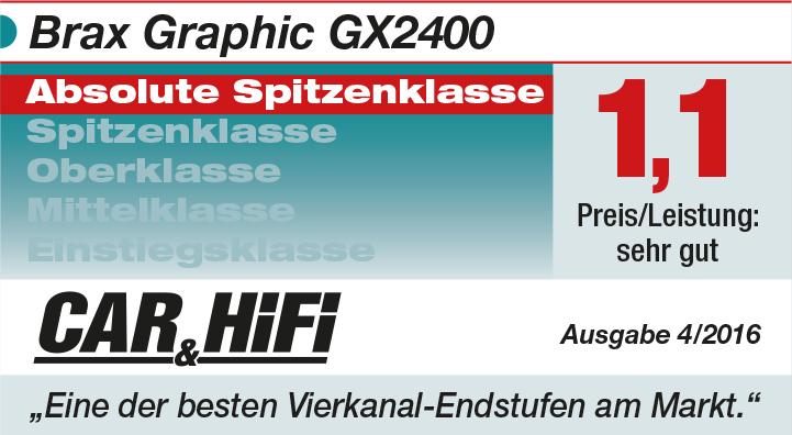 BRAX GX2400 - Car_HiFi_2016