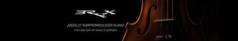 BRAX by Audiotec Fischer - Topbanner