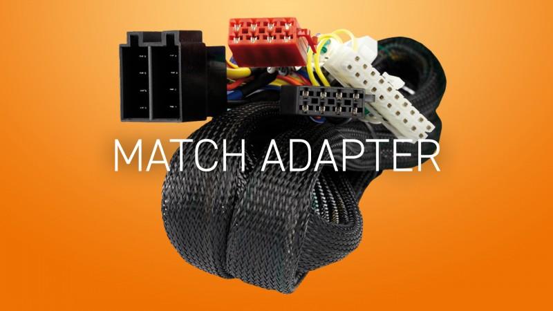 MATCH Adapterkabel