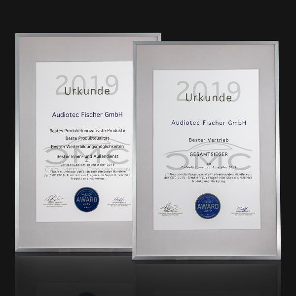 CMC_Award_Urkunden