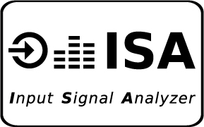 Input Signal Analyzer Feature