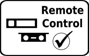 Remote Control Ready Feature