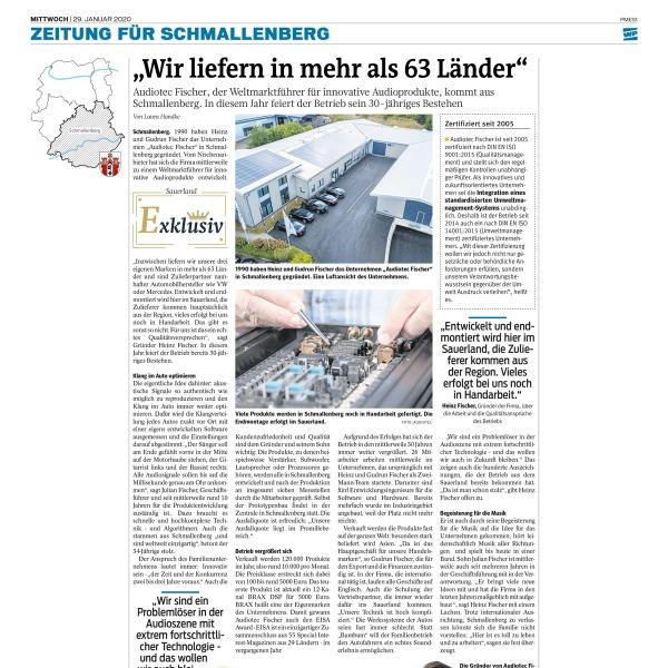 Westfalenpost-2020_02_29-Firmenportrait-600_600