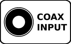 Coax Input Feature