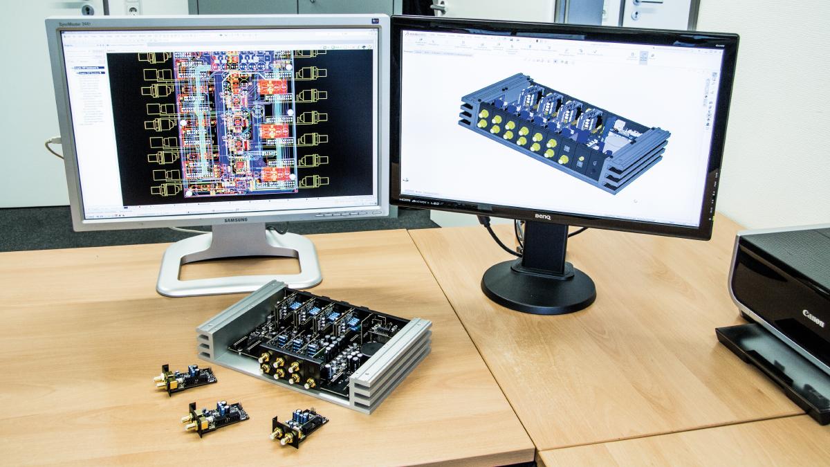 Audiotec Fischer Produktentwicklung