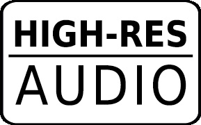High Res Audio Feature
