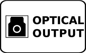 Optical Output Feature