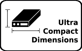 Ultra Compact Dimensions Feature