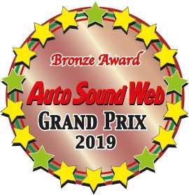 Auto Sound Award Verstärker MATCH M 5DSP MK2