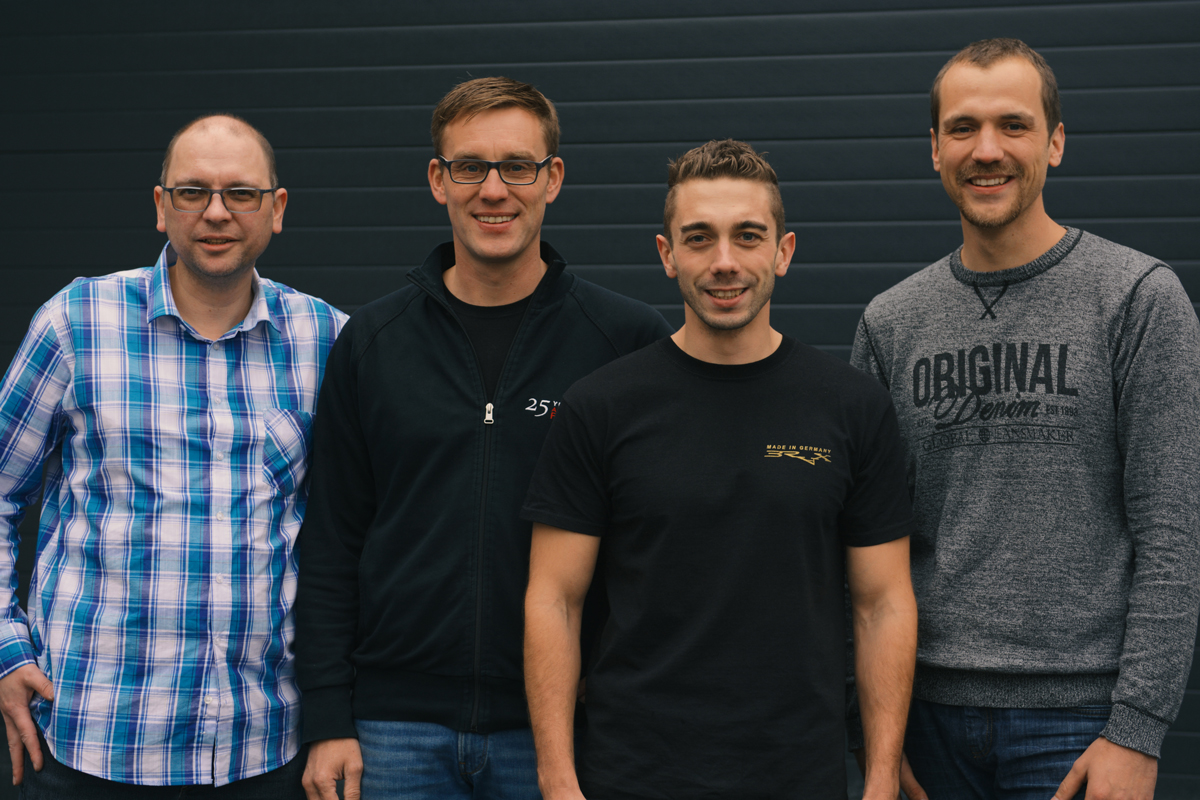 Entwicklungs- und Support-Team Audiotec Fischer