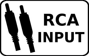 RCA Input Feature