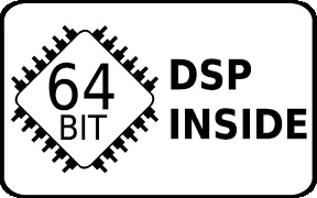 64 Bit DSP Feature