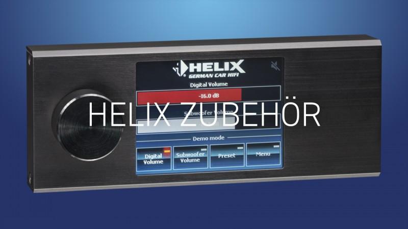 Helix Zubehör